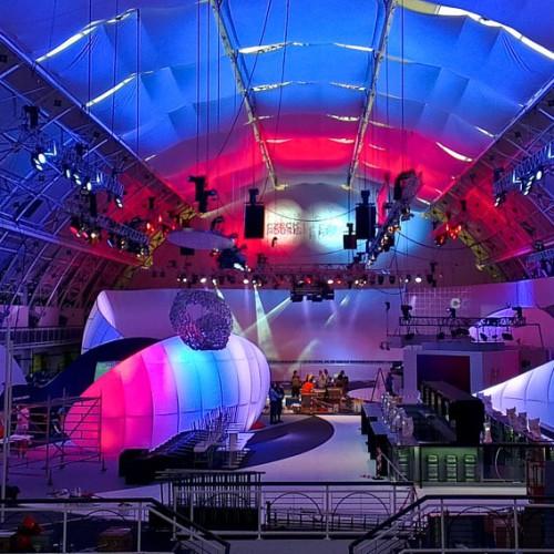 Olympiský dům Londýn 2012