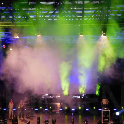 Lightsession 2015 Ostrava Gong