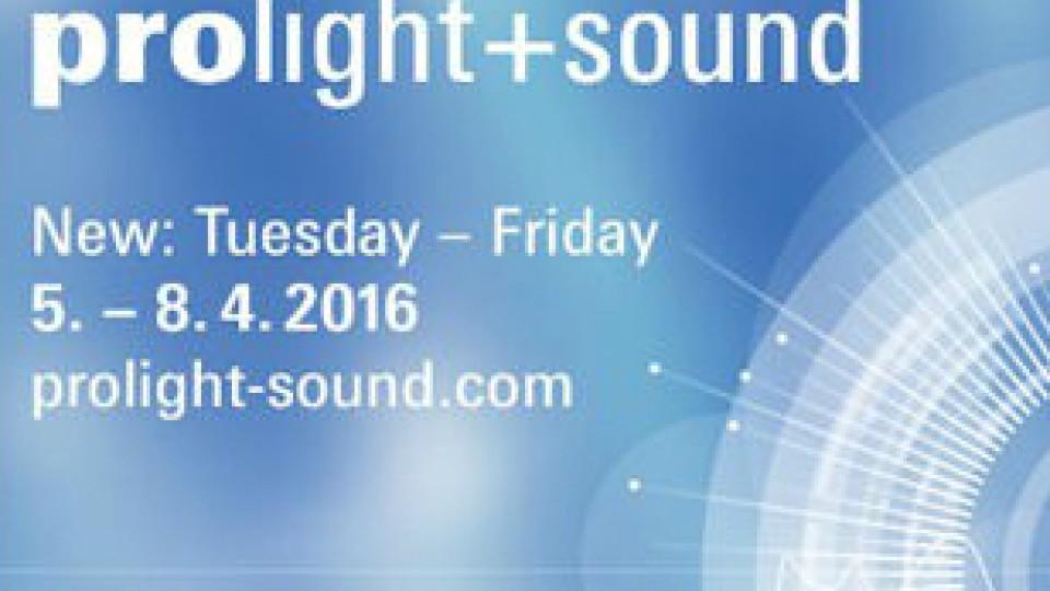 Prolite+ sound 2016