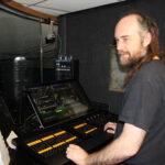 Renovace osvětlovací a obrazové techniky ve Studiu Ypsilon